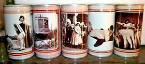 Collectable beer cans -  Miss Olde Frothingslosh Pale Stale Ale steel cans (USA)