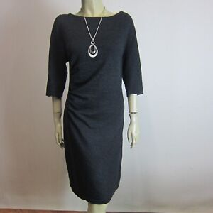 PHASE EIGHT Wool Mix Winter Knit Dress sz 16 - BUY Any 5 Items = Free Post
