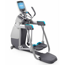Precor AMT 885 with P80 Console (Open Stride) - Factory Remanufactured
