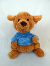 "New ListingDisney Store Winnie the Pooh Roo Kangaroo Plush Stuffed Animal Soft Cute 11"""