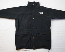 Vintage The North Face x Gore Tex Parka Windbreaker Rain Jacket Black Mens XL