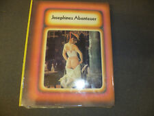 Erotik Comic: JOSEPHINES ABENTEUER (70er Jahre) top ovp  [xxxx]