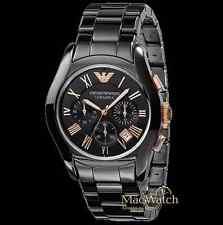 ARMANI AR1410 Herren-chronograph Ceramica