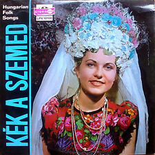 DISCO 33 GIRI J-r-ka S-ndor -s Zenekara*- K-k A Szemed - Hungarian Folk Songs