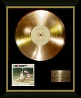 Beady Eye / Ltd Edition CD Gold Disc / Record / Different Gear Still Speeding