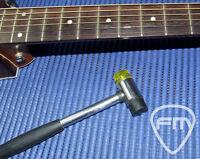 FRET HAMMER for Guitar, Bass, Mandoline, Ukulele - Luthier Tool -Fretwork Mallet