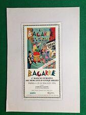 PX195 Pubblicità Advertising Werbung Clipping 26x13 cm BAGARRE 1994 ANTIQUARIATO