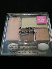 ALMAY WAKE UP EYE SHADOW + PRIMER WITH CAFFEINE ALL DAY WEAR 010 REVIVE