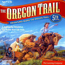 The Oregon Trail 5th Edition  PC Fifth Brand New PC MAC