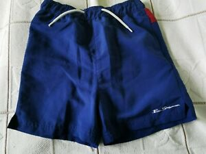 Boys blue swim trunks Ben Sherman size 8-9 VGC