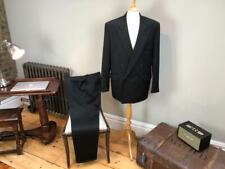 """Horne Brothers vintage dinner suit double breasted UK 42""""C x 36""""W x 32""""L*"""