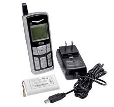 UTSTARCOM F1000G VOIP WIFI USB MINI-B NETWORK MOBILE HANDSET PHONE W/ CHARGER