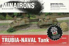 Minairons Miniatures 1/72 Trubia-Naval Tank