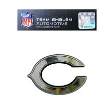 Promark New NFL Chicago Bears Plastic Chrome 3-D Auto Emblem Sticker Decal