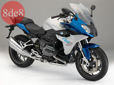 Bmw R1200 RS LC (2015-2016) - Workshop manual on DVD