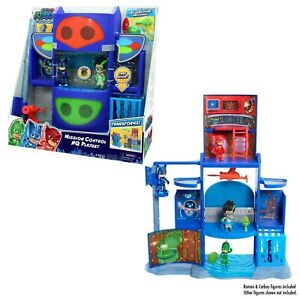 PJ Masks Mission Control HQ Playset