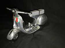Diecast Xonex Vespa Rally Motor Scooter - Large 1:6 Scale - Mint Boxed