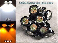10 x 9w switchback samsung LED puddle light lens JDM VIP ground DRL for Honda