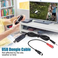 22 in 1 RC Drone Flight Simulator With USB Dongle Cable for Flysky Transmitter