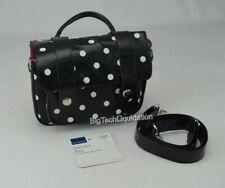 Insignia - Camera Case White Polka Dots On Black