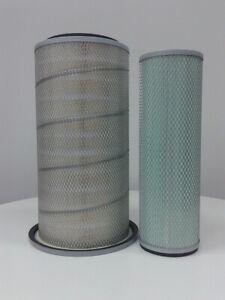 Hitachi Ex-300 Air Filter Set (Part No. 4055579 4055580)