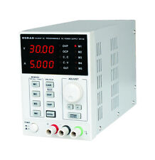 KORAD KA3005P Programmable Adjustable Digital DC POWER SUPPLY 30V/5A