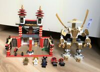 LEGO - NINJAGO Temple of Light - 70505 - Excellent!
