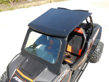 2015 RZR 900 S, DOT Certified Glass Windshield With Manual Wiper, Steel Frame