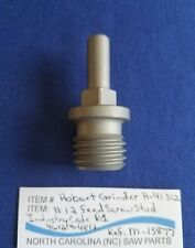 #12 Feed Screw Hobart Grinder For Models 4612 & 4812 Ref. M-15877