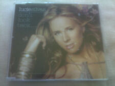 LUCIE SILVAS - DON'T LOOK BACK - 2 TRACK CD SINGLE
