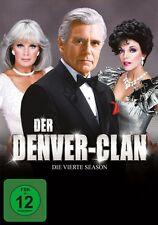 DENVER CLAN S4 (JOHN FORYSYTHE, LINDA EVANS, JOHN JAMES,...) 7 DVD NEU