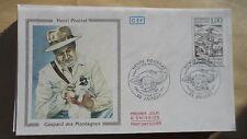 FDC Enveloppe Premier Jour - CEF - Henri Pourrat - 09/05/1987 - Ambert