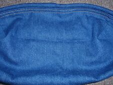 Longaberger Liner, DENIM Fabric, Fits the