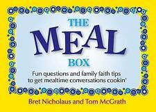 The Meal Box: Fun Questions and Family Tips to Get Mealtime Conversations Cookin