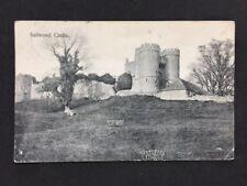 Vintage Postcard: Kent: #T67: Saltwood Castle: Posted