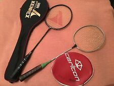 2  Badmintonschläger