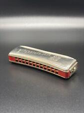 More details for vintage harmonica popular lignatone 24 wholes czechoslovakia