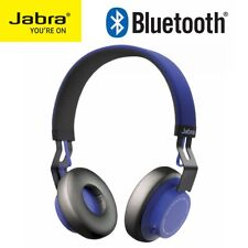Wireless Headphones JABRA MOVE Bluetooth Stereo Headset for iPhone Samsung BLUE