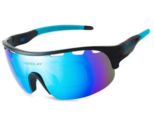 Polarized cycling sunglasses riding glasses sports riding sunglasses UV400