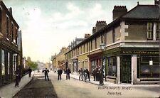 Dunston, Gateshead. Ravensworth Road by Monarch. North Eastern Banking Co. Bank.