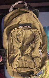JanSport Superbreak Backpack Tan