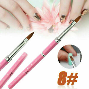 Nail Art Hair Acrylic Brush UV Gel DIY Painting Drawing Carving Pen