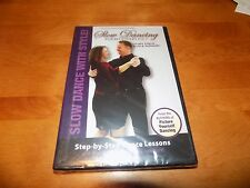 SLOW DANCING For Beginners Vol. 2 Dance Instructional Intruction Lesson DVD NEW