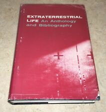 Extraterrestrial Life an Anthology and Bibliography Ottensen & Shneour Mars 1966