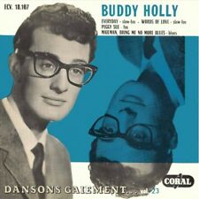 Buddy Holly ( FRENCH 45 EP ) Dansons Gaiement n°23 Réédition REISSUE - NEW NEUF