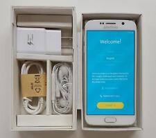 NEW Samsung Galaxy S6 G920P -32GB- White (Sprint) 4G LTE in Box