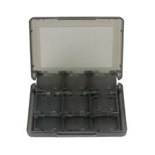 28-in-1 Game Card Case Holder Cartridge Box for Nintendo 3DS & XL BK