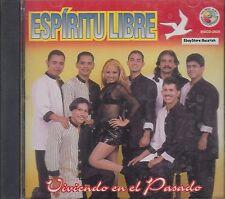 Espiritu Libre Viviendo En El Pasado CD New Sealed