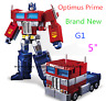 New In Stock Pocket Size MP10 Deformable Truck Robot Optimus Prime Action Figure