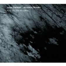 JOHN/MOODY,HOWARD SURMAN - RAIN ON THE WINDOW  CD NEU